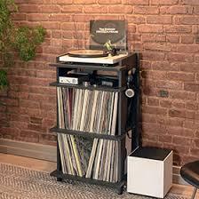 record album storage furniture. linephono record album storage furniture