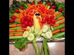 Decorative Relish Tray For Thanksgiving Veggie Tray for Thanksgiving YouTube 52