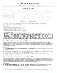 Information Security Analyst Resume | Resume-Layout.com