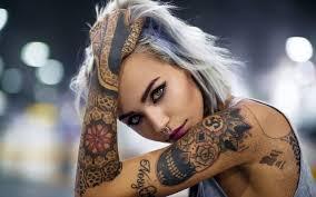 большие татуировки 100 лучших фото эскизы для девушек и мужчин