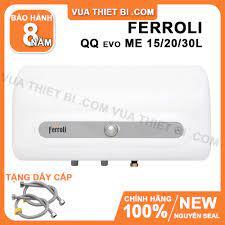 Ferroli QQ EVO ME 20 lít – Bình Nóng Lạnh gián tiếp - Máy nước nóng