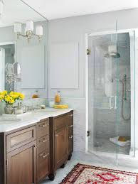 20 Stunning Walk In Shower Ideas For Small Bathrooms Better Homes Gardens
