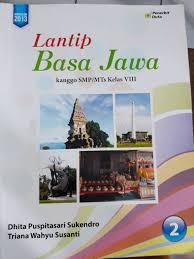 Alhamdulillah buku tantri basa sudah selesai disusun dan diterbitkan. Buku Paket Bahasa Jawa Kelas 8 Kurikulum 2013 Ilmu Soal