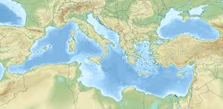 Bildergebnis für Mittelmeer karte deutsch