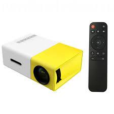 Мини <b>проектор</b> YG300 — купить в интернет-магазине OZON с ...