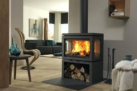 freestanding natural gas stove heater free standing fireplace ventless cool suzannawinter palliser leather sectional grey ottoman bench chesterfield