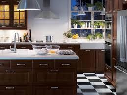 modular cabinet furniture. IKEA_Wood-Cabinets-Checkered-Floor-Kitchen_4x3 Modular Cabinet Furniture T