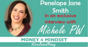 Penelope Smith snip - Business, Writing, Love