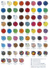 Download A Copy Of The New 2018 Hama Bead Colour Chart At