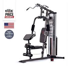 marcy mwm988 home gym 150lb stack