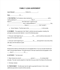 Permalink to Car Loan Agreement Template – Loan Agreement Template Download Loan Agreement Sample : A free loan agreement template is a document that will benefit anyone who is lending money to a person.