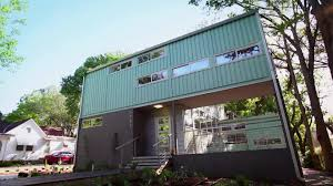 Cargo Box Homes Container Homes Hgtv