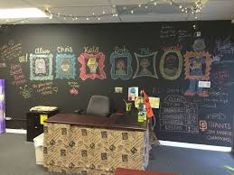 V The Chalkboard Office Wall At Our Danville Kitchen  Choicelunch  Danville CA