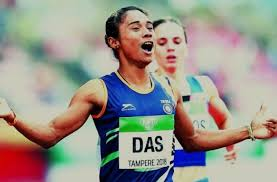 Hima das of india in action during heat 4 of the women's 400m heats on day one of the iaaf world u20 championships on july 10, 2018 in tampere,. Hima Das Athlete Age Wiki Family Gold Medal Career Biography