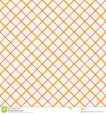 Criss Cross Pattern Classy Vintage Tiling Seamless Pattern With Thin Crisscross Diagonal Lines