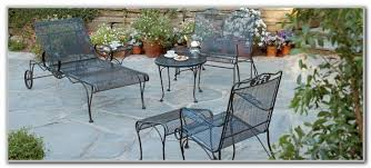 Woodard Wrought Iron Patio Furniture Cushions Patios Home