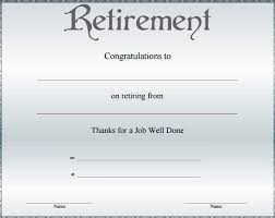 Military Certificate Templates certificate of retirement template Socbizco 71