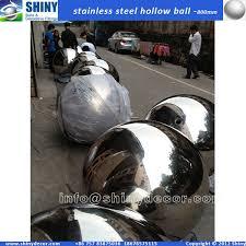 Stainless Steel Decorative Balls Garden Ornament Hollow Stainless Steel Ball Garden Ornament 41