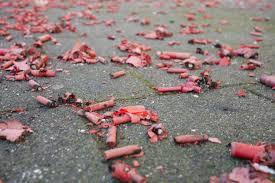 Afbeeldingsresultaat voor milieuschade vuurwerk