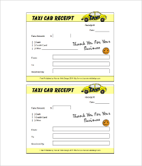 Cash Receipt Template Pdf Delectable Fake Taxi Receipt Template Hotlistmaker