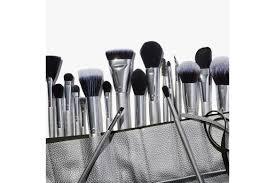 new elf brushes. elf cosmetics 30 days of new makeup products september 2017 lipstick sponge blush highlighter bronzer new brushes n