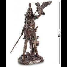 "<b>Статуэтка Veronese</b> ""<b>Афина</b> - <b>Богиня</b> мудрости и справедливой ..."