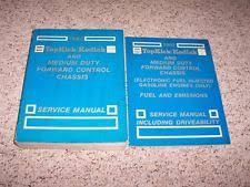 1992 gmc topkick chevy kodiak c5500 c6500 c7500 diesel service repair manual