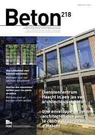 Beton 218 By Febe Issuu Comprendre Beton
