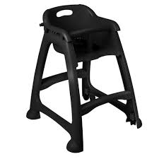 restaurant style high chair with tray. restaurant high chair with tray and wheels (ready to. main picture style
