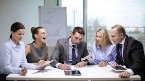 office meeting. Office Meeting N