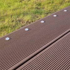 Led Bodeneinbaustrahler Set Bes S3 Kalt Weiss Mini Einbaubodenstrahler Beleuchtung Terrasse Garten Einbauleuchten Stufen Reppen