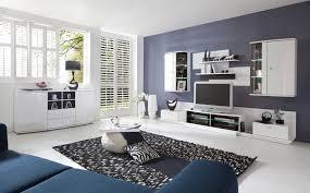 Wohnzimmer Weiss Grau Turkis