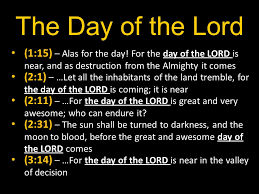 Image result for day of the Lord