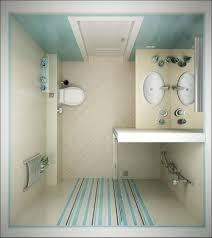 Creative Small Bathroom