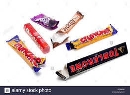 chocolate bar wrappers mixture of empty chocolate bar wrappers stock photo 21968053 alamy