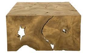 milo teak coffee table