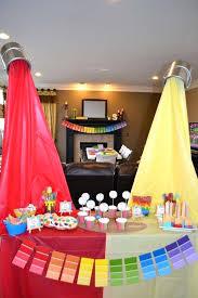 paint party favors art party decorating ideas painting paint party themes paint party