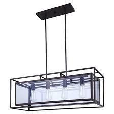 4 pendant light griselda 4 light crystal pendant chandelier