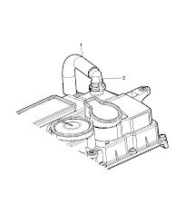 2009 dodge caliber crankcase ventilation diagram i2224523