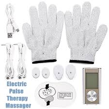 Electric Pain Relief Machine <b>LCD Display</b> 8 <b>Massage</b> Modes Electric ...