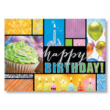 Birthday Photo Collage Birthday Cards For Employees