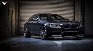 2014 BMW M5 By Vorsteiner Review - Top Speed