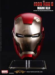 Being a huge iron man fan, i decided to pick it up hoping that i would be able to customize it in the future. Iron Man 3 Mk 42 Iron Man Helmet Marvel Licensed 1 1 Avengers Prop Thepachstore