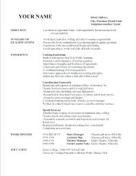 Custodian Resume Examples Letter Resume Directory
