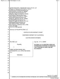 Rasier Llc Uber Editable Fillable Printable Legal Templates To