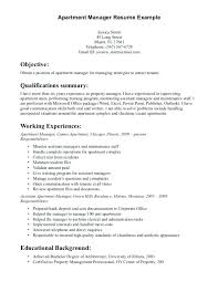 sample resume for apartment manager leasing manager resume property manager resume sample leasing job