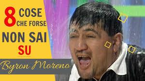Byron Moreno 8 Cose che forse non sai su di lui! 🃏 Byron Moreno oggi -  YouTube