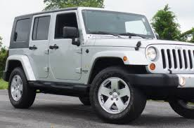 2011 jeep wrangler sahara unlimited 4 door leather heated seats navigation salvage le you