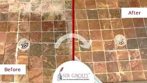 cleaning tile shower cleaning marble tile shower floor