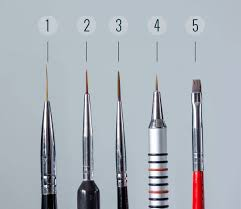 My Must Have Nail Art Brushes - The Nailasaurus | UK Nail Art Blog